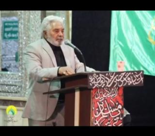 شب اول مسلميه ۹۸ با نوای حاج محمد نوروزی